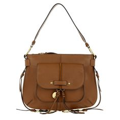 See By Chloé To Watch   See By Chloé Olga Shoulder Bag Caramelo in cognac - Fashionette