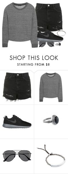 """""""Oh Lola I'm sure that love would have been the key to all your pain"""" by rocketsheep ❤ liked on Polyvore featuring Topshop, Theory, NIKE, H&M, Michael Kors, lyrics, nike and volbeat"""