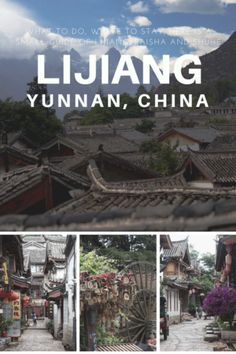 What to do and where to stay in #Lijiang , #China : pick between the ancient towns of Shuhe, Lijiang and Baisha