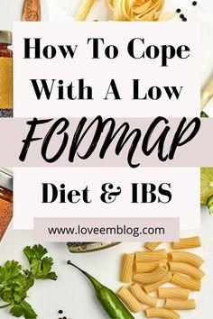 Food Map Diet, Diet Food List, Food Lists, Diet Tips, Fodmap Food Chart, Fodmap Diet Plan, Low Fodmap, Recipes For Ibs, Fodmap Recipes