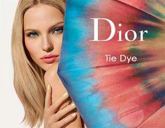 Dior Tie Dye Summer 2015 Makeup Collection #makeup