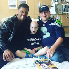 """I think Gavin was a little shocked! #SpreadTheLove @SeattleChildrens @strongagainstcancer"" 9.15.15"