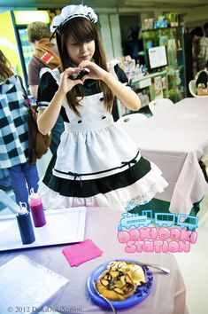 WELCOME to DokiDoki Station, the latest maid cafe to open shop in Melbourne, offering everything from food to games to a choice of service demeanours. Meld reporter Grace Yew shares her experience.