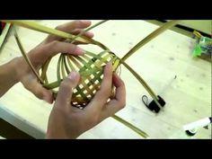 Artesanias con El bambu - YouTube
