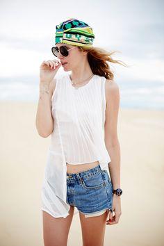 Mui Ne white sand dunes