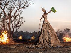 Senegal Pollution = Trashion Art   Conscious Living TV