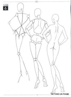 Risultati immagini per figurini moda