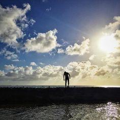 Okinawa sunset beach
