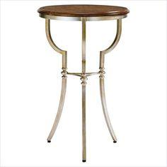 Fairfax-Martini Table in Potomac Cherry - 321-15-16