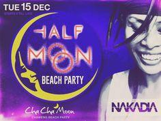 Cha Cha Moon Koh Samui presents DJ Nakadia #Thailand