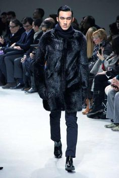 Fur Coats - Can Men Wear Fur? - Men Style Fashion