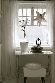 HVÍTUR LAKKRÍS: A room with a view...