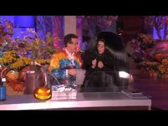 Science Guy Steve Spangler's Halloween Tricks!