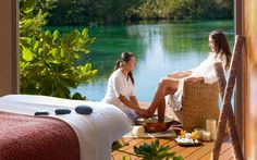 A retreat within a retreat, Sense, A Rosewood Spa is secluded from the rest of the Rosewood Mayakoba resort and set on its own stunningly beautiful private island, promising peaceful seclusion and the utmost tranquillity.