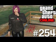 Grand Theft Auto V Online | Ajung foarte sus | Episodul 254 - YouTube