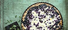 Gluteeniton mustikkapiirakka | Makeat leivonnaiset | Reseptit – K-Ruoka Gluten Free Vegetarian Recipes, New Recipes, Tiramisu, Muffin, Pie, Baking, Breakfast, Ethnic Recipes, Desserts