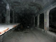 Abandoned Subway System In Ohio