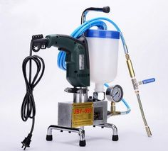 chinacoal03 JBY999 High Pressure Grouting Machine