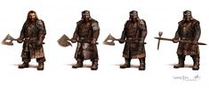 The Hobbit Battle Of The Five Armies concept art from WETA Workshop - Artist: Nick Keller Fantasy Dwarf, Fantasy Armor, Medieval Fantasy, Hill Dwarf, Hobbit 1, Hobbit An Unexpected Journey, Knight Art, Green Dragon, Middle Earth