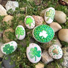 Peace Rocks: Happy March