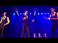Collabro - Let It Go: When Michael stole Jamie's part…. (Nov 17, 2016) - YouTube