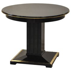 Art Deco Coffee Table at 1stdibs