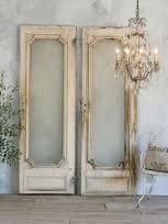 old French doors...wannahaves...