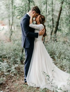 Enchanted Forest Wedding in Oklahoma: Peyton + Colton