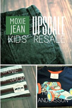 Get the Look for Less at Moxie Jean Upscale Kids' Resale {Plus a Giveaway!}