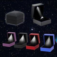 3 - Boite à bijoux LED