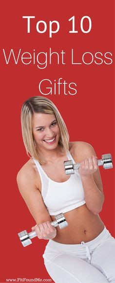 Effective weight loss gifts for anyone on your list, including you!