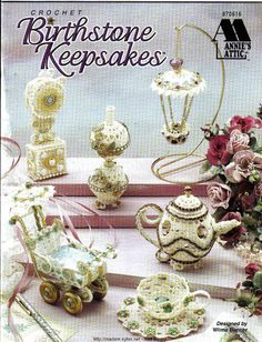 Birthstone Keepsakes(enfeite) Сувениры (англ) - 110485152107956042649 - Picasa Web Albums