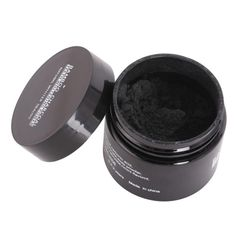 Natural Tooth Whitening Powder Activated Bamboo Charcoal Powder Teeth Whitening Scaling Powder