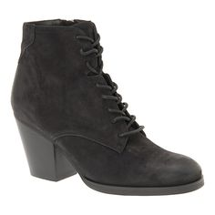 Just bought these booties at Aldo, trying to broaden my wardrobe a little bit. Just love the old fashion look.