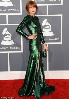 Il red carpet e tutti i vincitori dei Grammy Awards 2013 » Gossippando.it | Gossippando.it