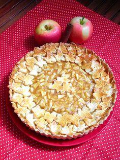 Gluténmentes élet: Gluténmentes almás pite