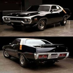 71 Plymouth Roadrunner