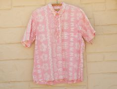Vintage 80s-90s Men's Hawaiian Shirt By Kahala by SycamoreVintage