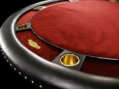 Charmant Round Poker Table With Dining Top Coverage