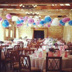 No pinterest tem muitas ideias inspiradoras de casamentos handmade. Muitas ideias com papel. Selecionei várias ideias lindas.              ...