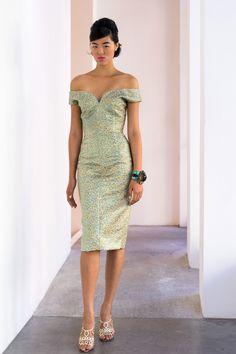 Barbara Tfank Spring Ready to Wear 2016