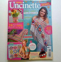 Creare Uncinetto estate   Ges Editore  https://www.etsy.com/it/shop/ElenaReginawool?ref=hdr_shop_menu