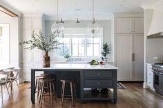 Tartan Builder's kitchen