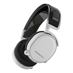 SteelSeries Arctis 7 Wireless Gaming Headset (White) for PC Games     $275.00