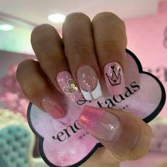 Short Nail Designs, Toe Nail Designs, Neon Nails, Short Nails, Manicure, Hair Beauty, Make Up, Nail Art, Hand Painted
