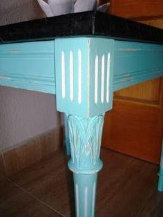 Naifandtastic:Decoración, craft, hecho a mano, restauracion muebles, casas pequeñas, boda: Antes y después de una mesita auxiliar
