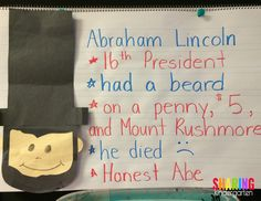 Abraham Lincoln Char