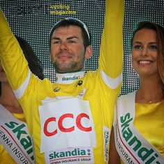 by @sprintcycling: @tourdepologne stage 4 #KamilZielinski #Poland took the race lead  #podium #miss #sprintcycling #instapoland #bettiniphoto  photo by @ilariobiondi August 05, 2015 at 04:50PM http://ift.tt/1T54pKF