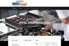 Merit Mutfak Web Design http://www.meritmutfak.com/