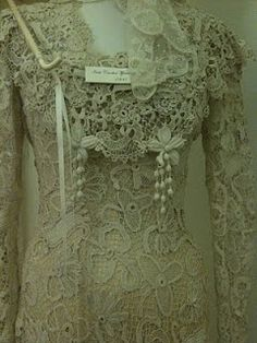 From The Sheelin Irish Lace Museum